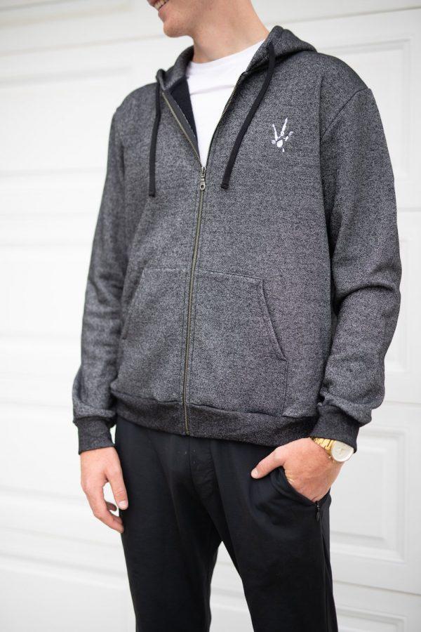 ChickenWare full zip hoodie